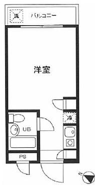 区分マンション-横浜市神奈川区西神奈川1丁目 間取り