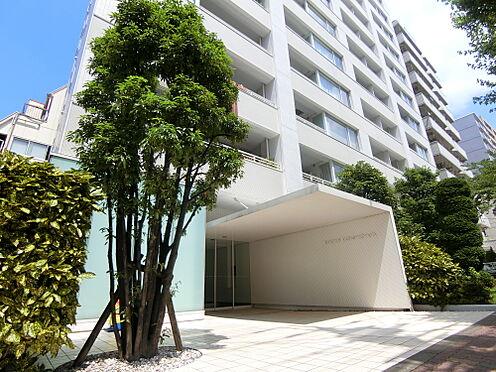 中古マンション-品川区荏原3丁目 植栽豊富なエントランス