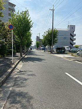 マンション(建物一部)-八尾市若林町1丁目 前道