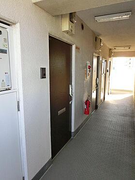 マンション(建物一部)-足立区千住大川町 共用廊下
