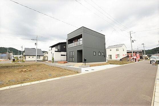 新築一戸建て-仙台市太白区茂庭字中ノ瀬中 外観