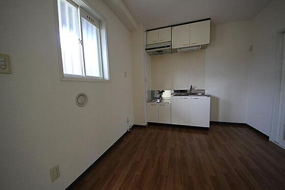 アパート-甲府市上曽根町 キッチン