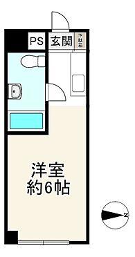 中古マンション-大阪市淀川区西中島5丁目 間取り
