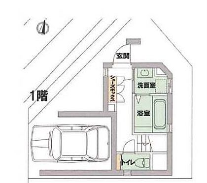 店舗・事務所・その他-尼崎市上ノ島町2丁目 間取り