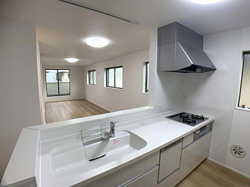 新築一戸建て-名古屋市中村区大正町3丁目 ※他現場での施工事例です。水回りが近く家事が快適