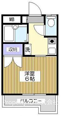 区分マンション-板橋区徳丸3丁目 間取り