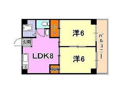 マンション(建物全部)-神戸市兵庫区神田町 間取り