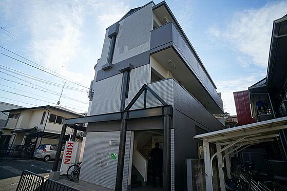 マンション(建物全部)-京都市山科区大宅関生町 外観