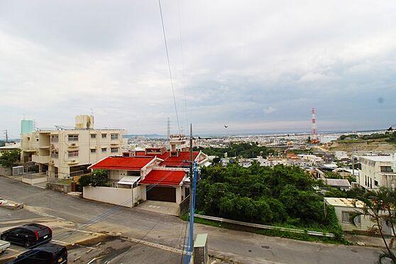 アパート-沖縄市宮里3丁目 バルコニーからの眺望