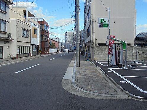 土地-京都市北区紫野下柏野町 前面道路