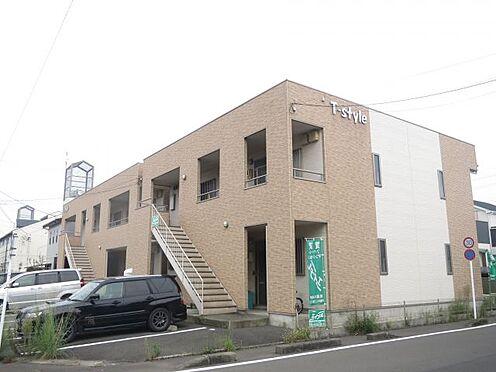 アパート-静岡市駿河区広野6丁目 外観