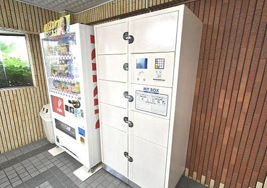 区分マンション-大阪市生野区林寺2丁目 需要の高い設備も設置済み