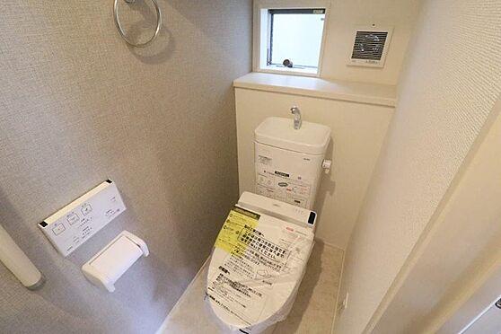 新築一戸建て-八王子市南大沢2丁目 1階トイレ