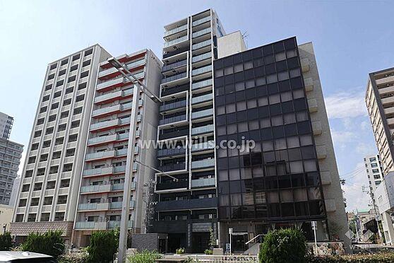 マンション(建物一部)-名古屋市東区葵1丁目 存在感のあるRC造15階建てマンション。お部屋は開放感のある12階部分、南向きのお住まいになります。