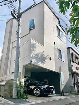 建物全部その他-目黒区三田1丁目 外観