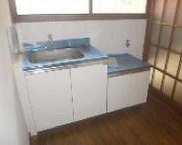 アパート-横浜市南区中里4丁目 キッチン