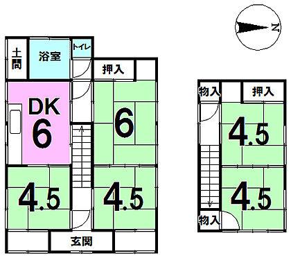 建物全部その他-横須賀市佐野町2丁目 間取り