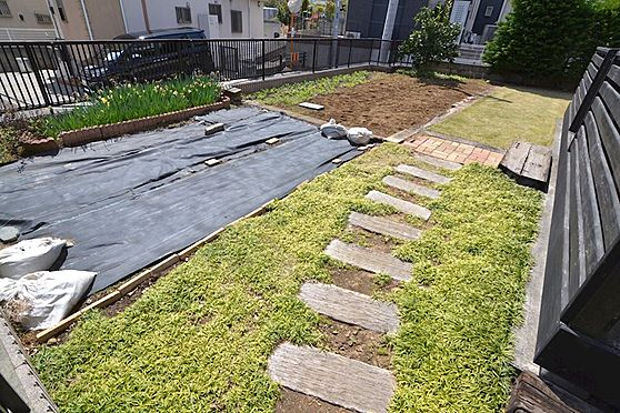 中古一戸建て-稲城市坂浜 菜園コーナー