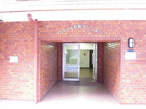 店舗事務所(建物一部)-中央区日本橋浜町3丁目 エントランス