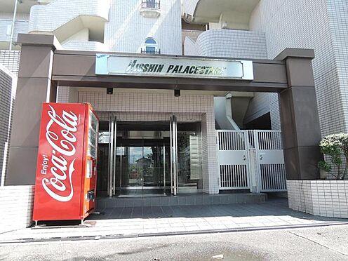マンション(建物一部)-鶴ヶ島市脚折町4丁目 エントランス