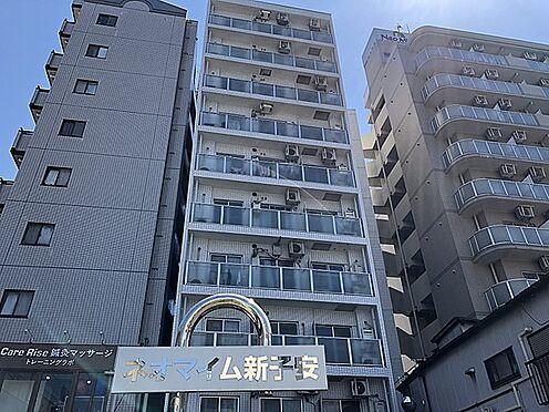 マンション(建物一部)-横浜市神奈川区子安通2丁目 外観