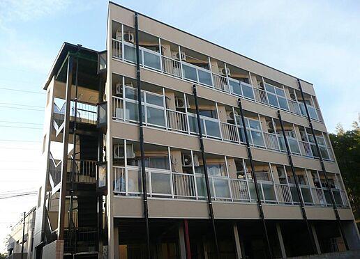 マンション(建物全部)-吹田市千里山竹園1丁目 東面外観