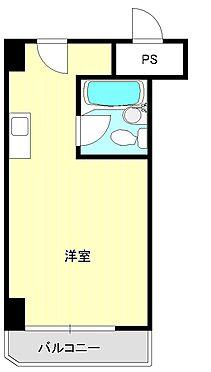 マンション(建物一部)-大阪市東淀川区西淡路1丁目 ひとり暮らしにちょうどいいワンルーム。
