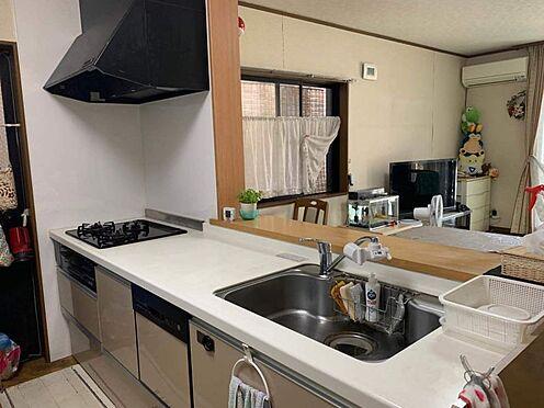 中古一戸建て-名古屋市西区南川町 お料理に便利なシステムキッチン