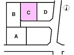 西条市朔日市の分譲地 C区画