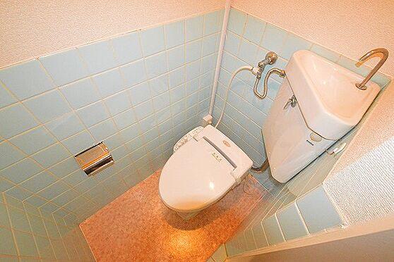 マンション(建物一部)-枚方市南楠葉1丁目 トイレ
