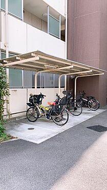 区分マンション-板橋区清水町 嬉しい駐輪場!