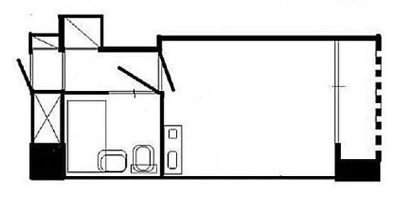 マンション(建物一部)-大阪市都島区内代町3丁目 シンプルな1R