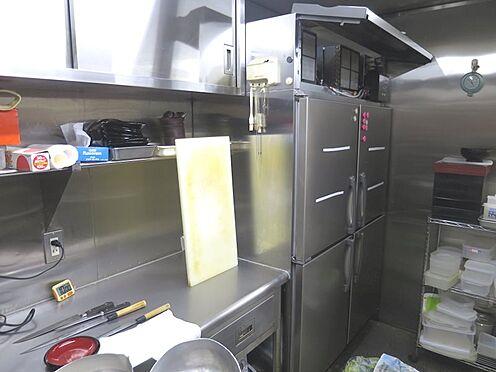 店舗(建物一部)-熱海市田原本町 厨房です。