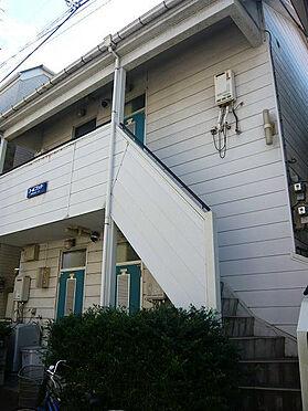 アパート-西東京市北原町1丁目 外観