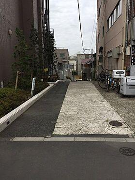 マンション(建物一部)-文京区本駒込1丁目 側道