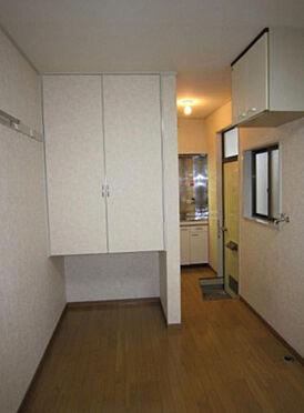 アパート-新宿区高田馬場3丁目 収納