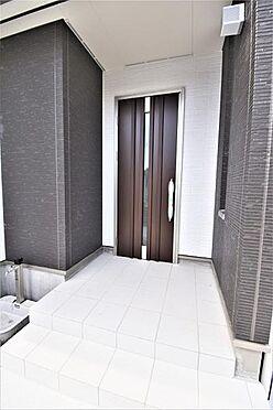 新築一戸建て-塩竈市泉沢町 玄関