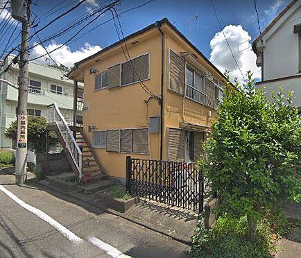 アパート-八王子市上野町 外観