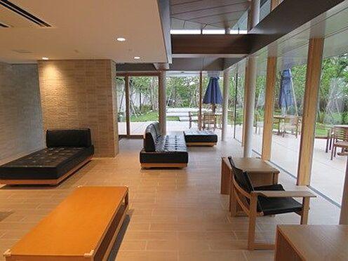 中古マンション-品川区勝島1丁目 【共有施設】パーティールームです。広いです。テレビもあります。予約がない日は自由には入れます。