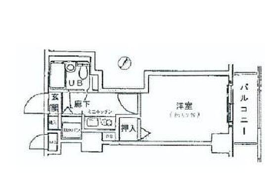 マンション(建物一部)-横浜市保土ケ谷区岡沢町 間取り