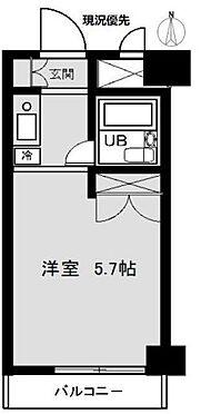 マンション(建物一部)-横浜市保土ケ谷区瀬戸ケ谷町 間取り