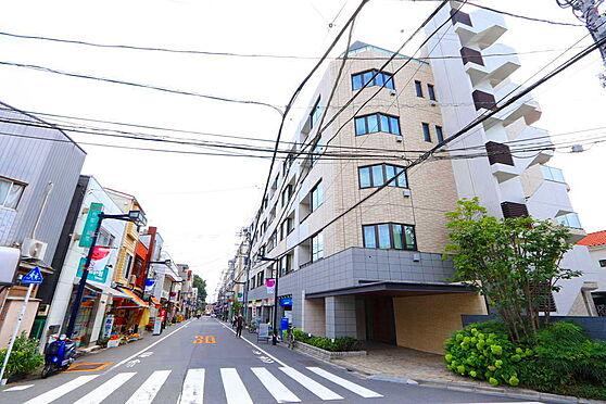 区分マンション-渋谷区初台1丁目 外観