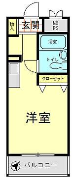 マンション(建物一部)-札幌市白石区本郷通13丁目南 間取り