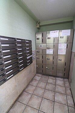 マンション(建物一部)-港区海岸1丁目 不在時にも便利な宅配ボックス設置♪
