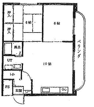 マンション(建物一部)-札幌市白石区東札幌五条1丁目 間取り