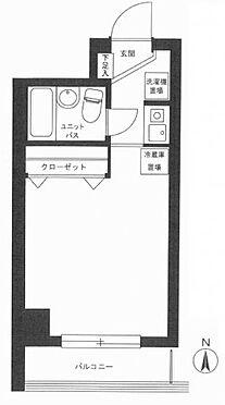 中古マンション-大田区大森本町1丁目 間取り