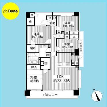 中古マンション-横浜市磯子区汐見台1丁目 資料請求、ご内見ご希望の際はご連絡下さい。