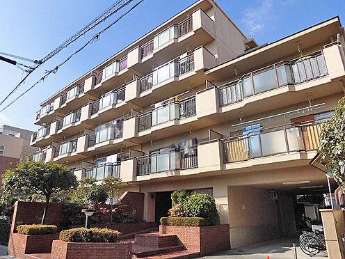 マンション(建物一部)-大阪市阿倍野区阿倍野元町 落ち着きのある外観です