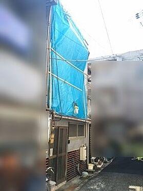 中古テラスハウス-大阪市旭区清水2丁目 外観