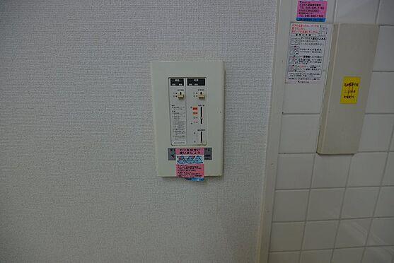 中古マンション-横浜市青葉区あざみ野3丁目 設備